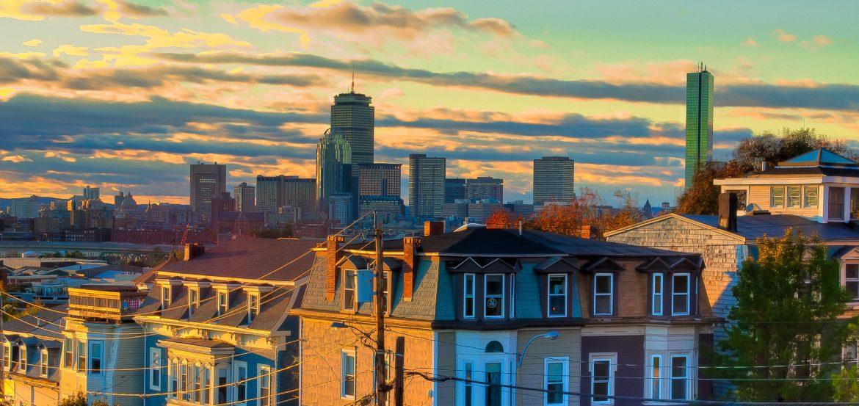 a few days in boston
