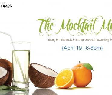 The Mocktail Mixer [April 19, 2017]