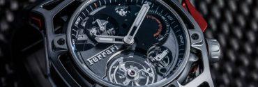 Hublot Presents Techframe Ferrari 70 Years Tourbillon Chronograph at Baselworld 2017