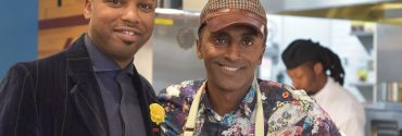 Chopping It Up With Marcus Samuelsson x Chris Keys at Marcus B&P